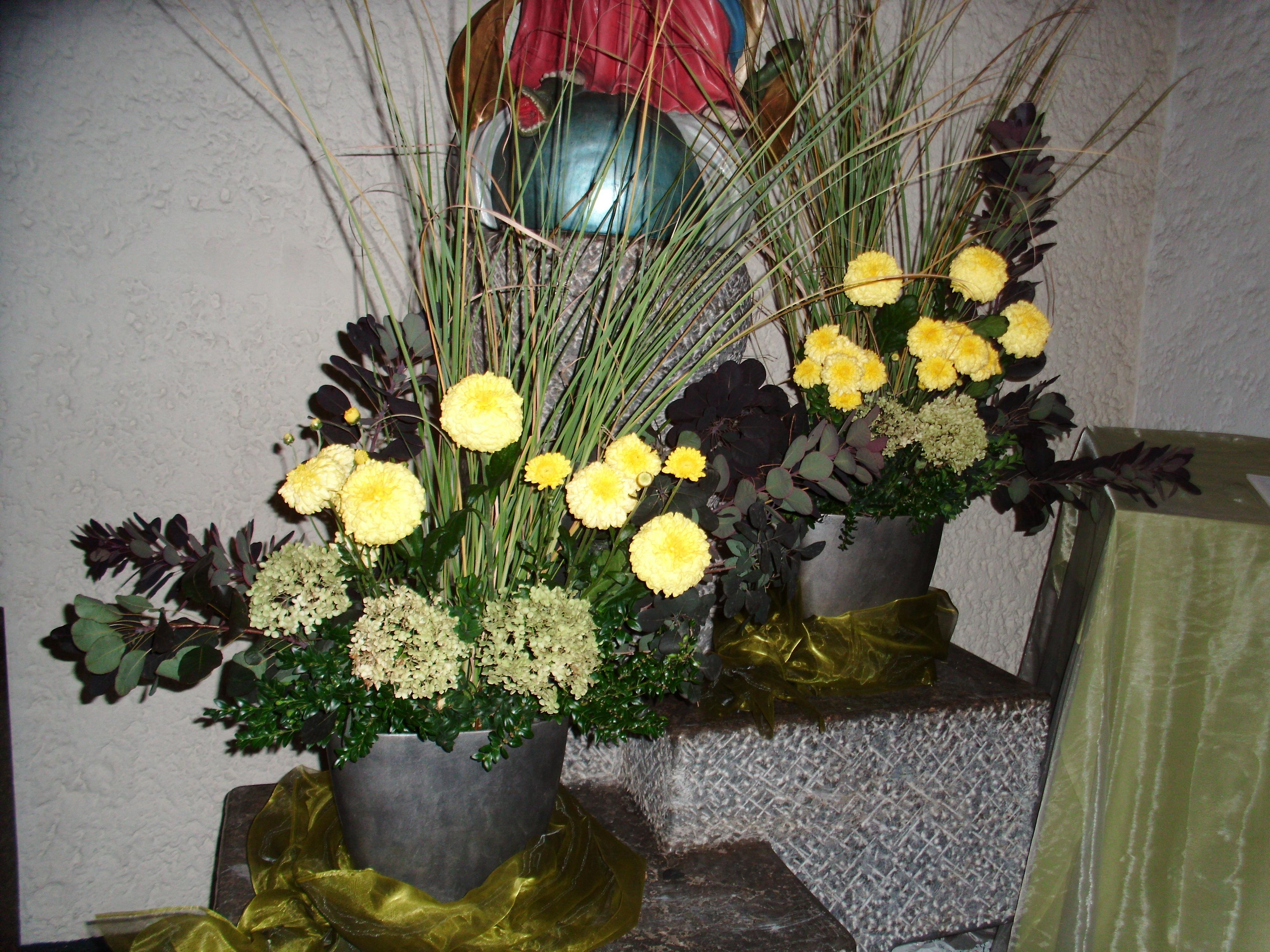 Blumen Und Ihre Bedeutung Für Die Kirche