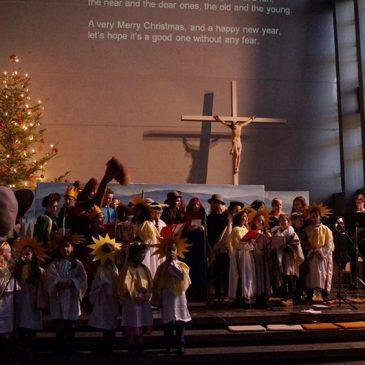 Gottesdienste und Kirchenmusik im Advent und an Weihnachten