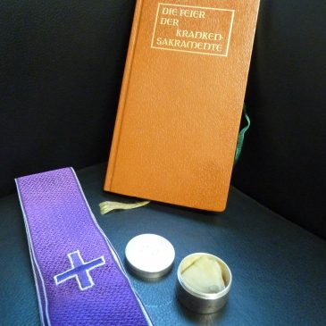 Krankensalbungsgottesdienst am 18. Februar