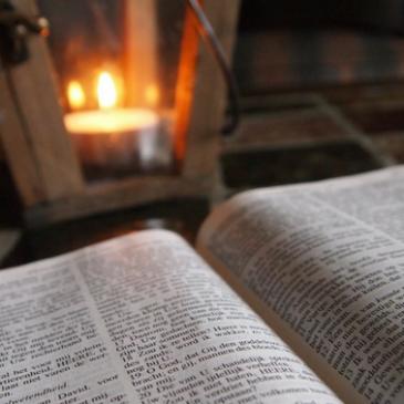 """Bibel-Teilen"" am 15.9."