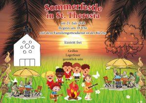 Sommerfestle in St. Theresia @ St. Theresia  | Stuttgart | Baden-Württemberg | Deutschland