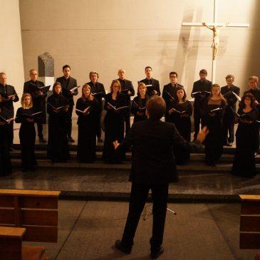 Haus aus lebendigen Steinen – Konzert mit dem Philharmonia Chor