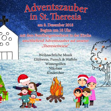 Impressionen vom Adventszauber in St. Theresia