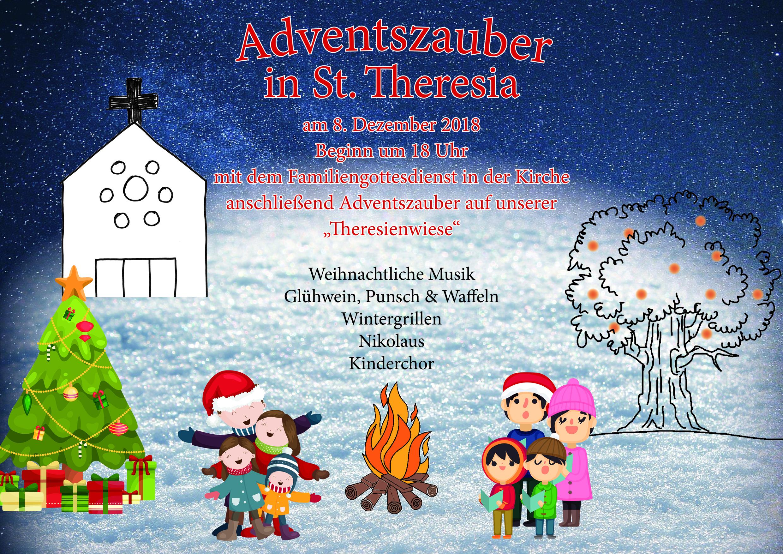 Adventszauber 2018 in St. Theresia - Katholische ...