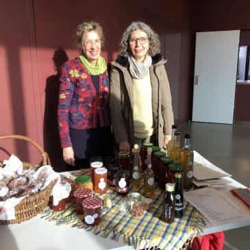 Der Soroptimist Club Stuttgart dankt allen Käufern und Spendern der Kirchengemeinde St. Josef