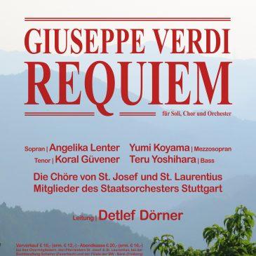 """Giuseppe Verdi: """"Messa da Requiem"""""""