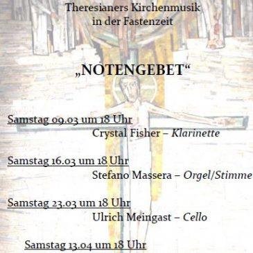 St. Theresia – Kirchenmusik in der Fastenzeit