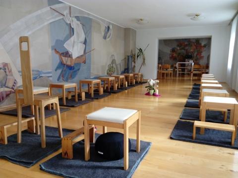 Einführungswochenende in das kontemplative Gebet in St. Ottilien vom 22. – 24.11.19