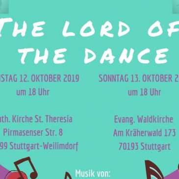 Konzert Kirchenchor in St. Theresia, 12. Oktober