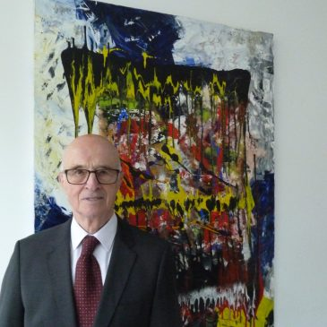19. Januar: Vernissage Willi Hess