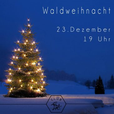 Waldweihnacht in St. Theresia