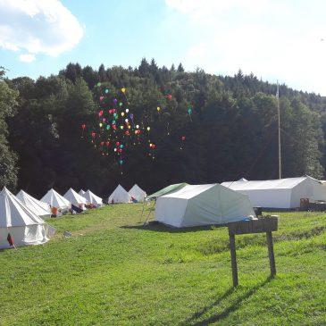 Zeltlager Josef, Mädchenfreizeit Breitenbach, Zeltlager Minis Theresia – Update!