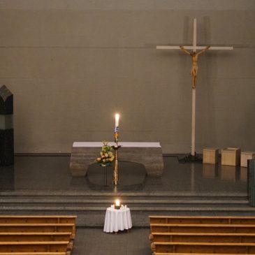 Salvatorkirche Ostern