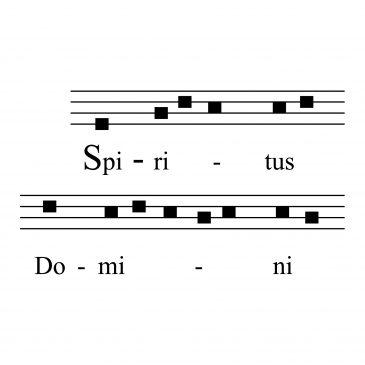 Zurück zu den Wurzeln Gregorianische Gesänge in St. Josef