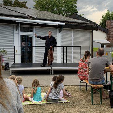Theresias Sommerfestle – mal anders! Diesmal speziell für Familien