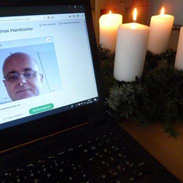 Online-Gesprächsangebot – bis 31.1. verlängert –