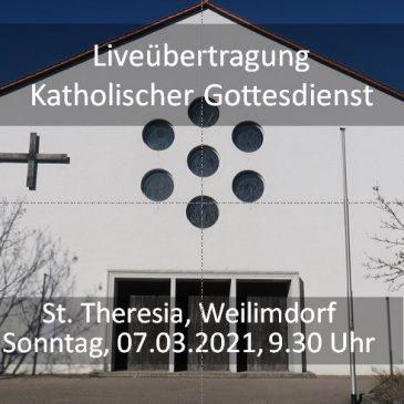 Gottesdienst – live im Internet