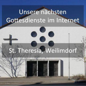 Die Gottesdienste der Gesamtkirchengemeinde Stuttgart-Nordwest – live im Internet mitfeiern