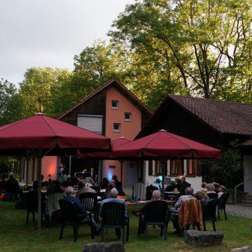 Kultursommer im Lindental: vier Abende – Gesang und Musik im Waldheim