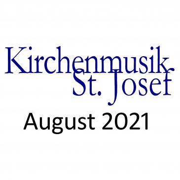 Der August in St. Josef