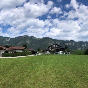 Freizeit der KjG-w in Breitenbach/Tirol