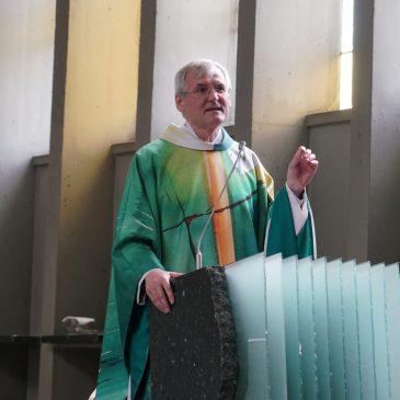 Weltmissionssonntag in Salvator mit Pater Konrad