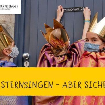 Sternsingen 2022 in Feuerbach
